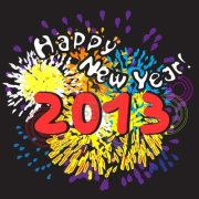 14976718-happy-new-year-2013-greetings-card-with-fireworks-over-black-night-background[1]